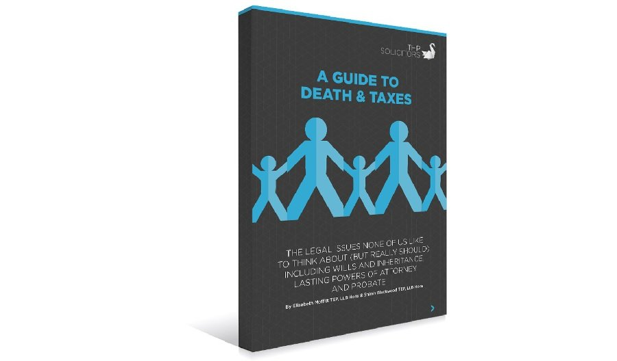 Free Guide to Death & Taxes